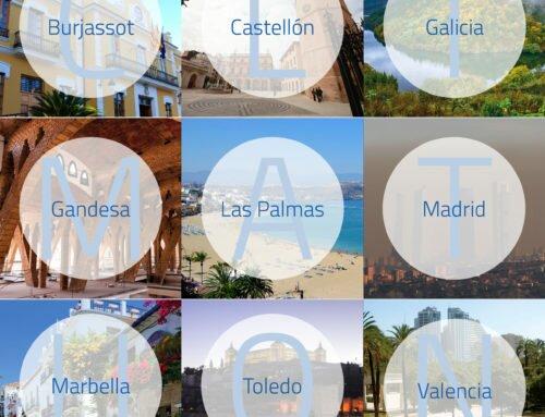 9 ciudades españolas se suman a Climathon 2018